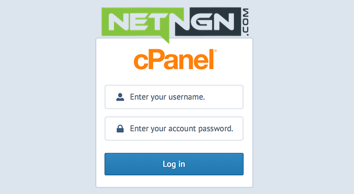 How to Log into cPanel
